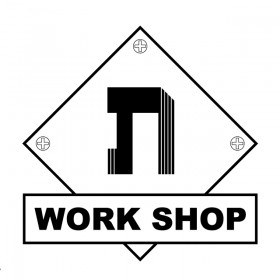 TAV-WORK-SHOP白黒